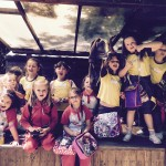 1st Balloch at the Zoo